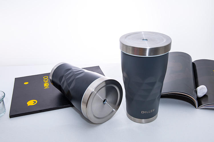 Stainless Steel Coffee Water Thermos Vacuum Flasks