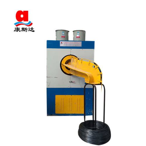 High Low middle carbon Finished metal wire Coiler Take up machine