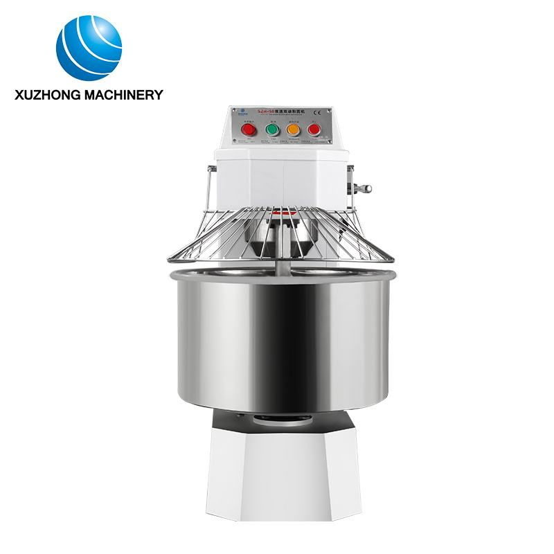 50 stainless steel dough mixer making machine/automatic high speed flour mixer machine for sale