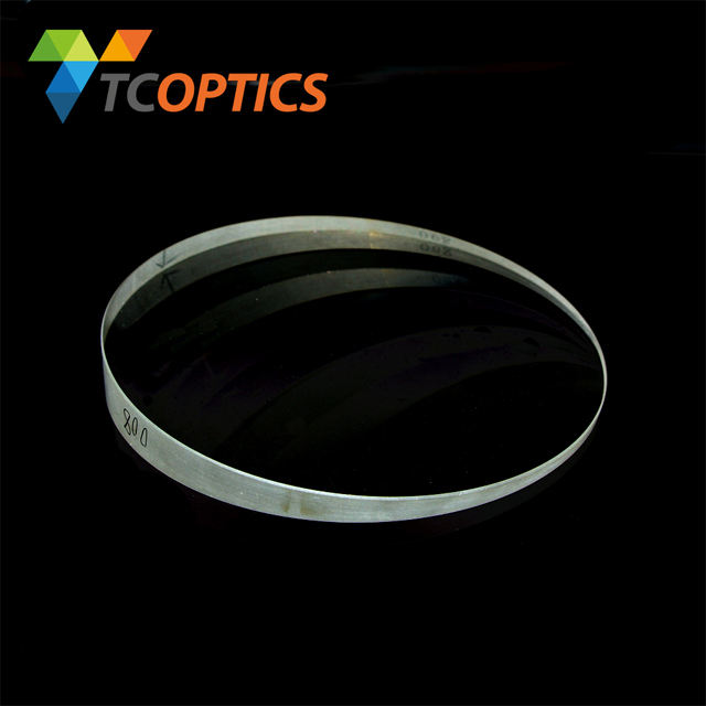 China manufacture optical glass prism Wedge Prism