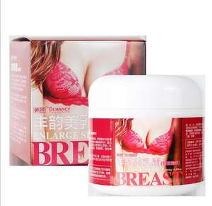 Natural Pueraria Breast Enriching Cream Enlarges the chest and enhances the fullness of the breast Massage Cream