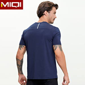 Wholesale Compression Activewear Sport T Shirts Athletic Fitness Gym Tracksuits for Men