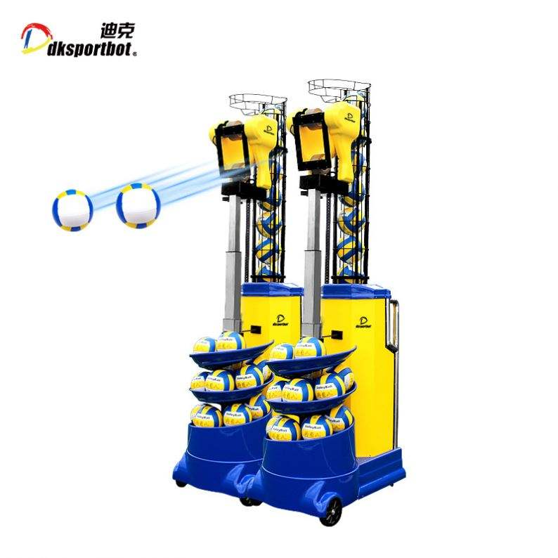 Machin Training Best Quality China Manufacturer Volleyball Machine Training Price For Sale