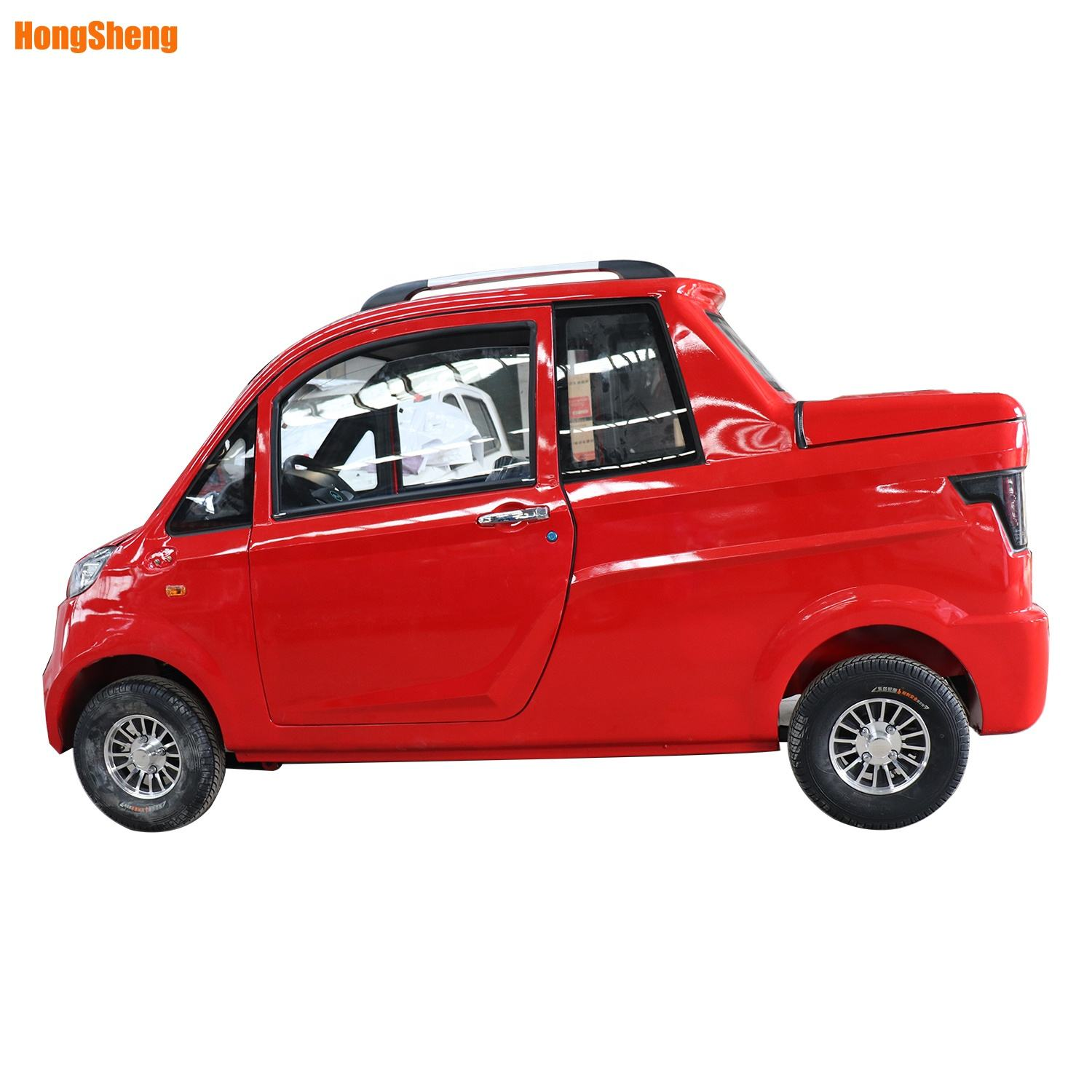 New Arrival great performance mini electric pickup car pickup cargo car