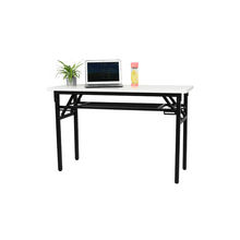Foldable office computer studying table desk furniture for study