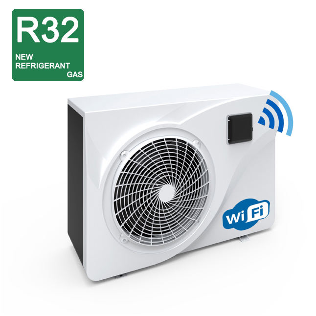 R32 inverter pool heater Swimming pool heat pump for Swimming pool
