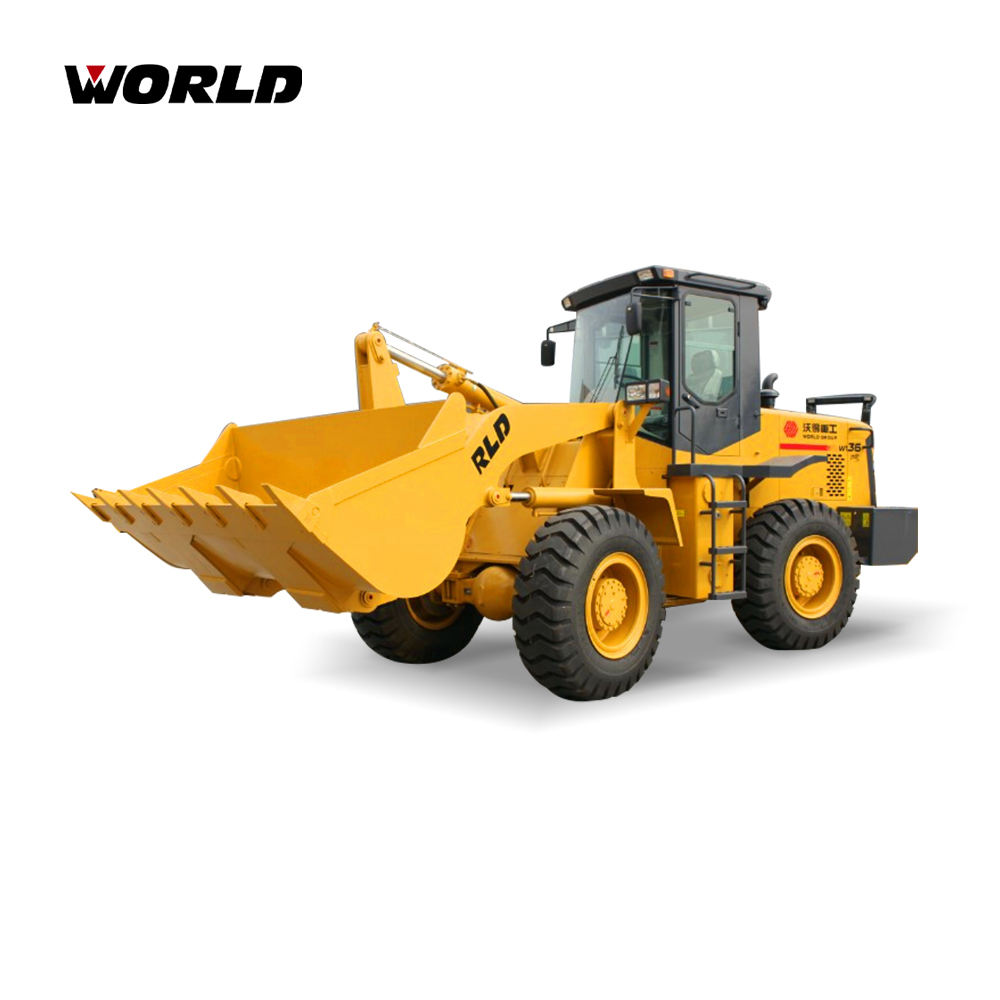 ZL30 planet type gear box 130hp 3ton small payloader prices(W136)