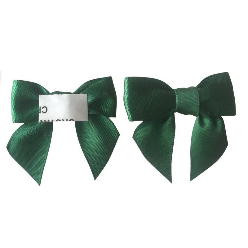 Party Occasion Polyester Ribbon Material Adhesive Ribbon Bow
