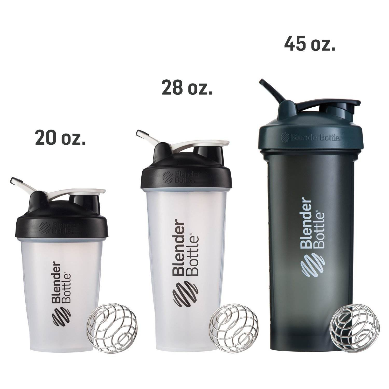 BPA free sport custom logo design protein shaker with mixer ball water bottle shaker bottle for gym outdoor