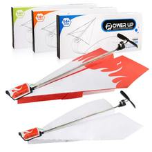 DIY Product Folding Paper BO Airplane Electric Paper Plane Educational Toys / educational manipulative toys