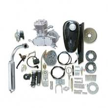 Gasoline 48cc 49cc 50cc 60cc 66cc 80cc 80 cc motorized bike parts