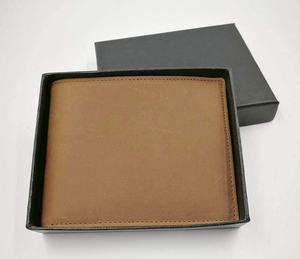 High quality embossed rfid purse engraved bifold leather wallet for man wallets leather men