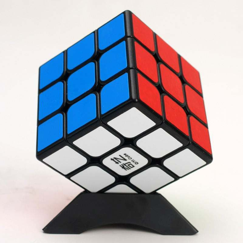 magic cube stickerless 3x3 speed cubes toys for kids education