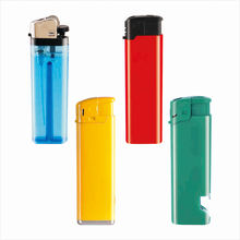 FLAMECLUB EU INVENTORY WHOLESALE CHEAP DISPOSABLE FLINT LIGHTER BOTTLE OPENER CIGARETTE LIGHTER CUSTOM LOGO