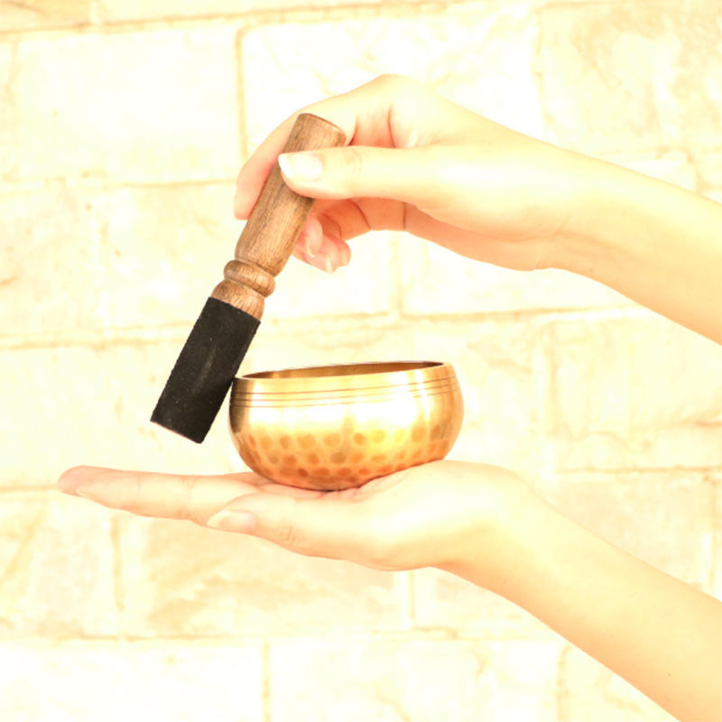 New Tibetan Singing Bowl Set Promotes Peace, Chakra Healing, and Mindfulness,Exquisite Gift