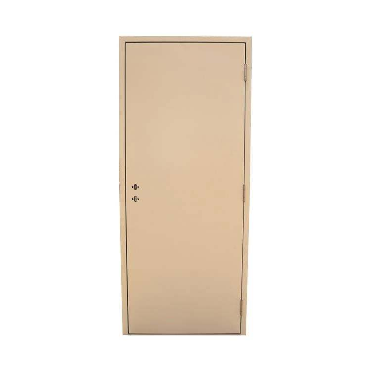 China Suppliers steel fireproof entry door for hospital/school/hotel