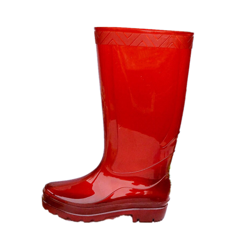 Good Quality Wholesale Unisex Soft Customize Waterproof Non Slip Farmland Rice Paddy Field PVC Rain Boots
