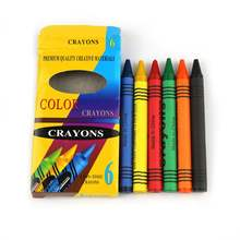 crayola washable crayons coloring set for kids drawing 6/12/18/24 Colors