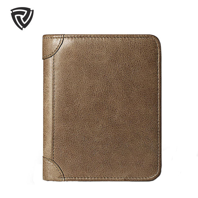 Custom luxury polo mens wallet genuine leather for mens wallet leather