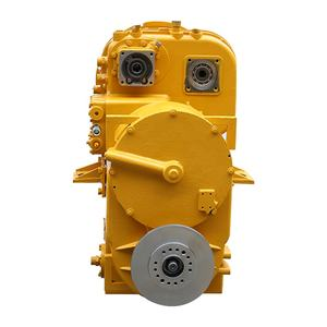 wheel loader transmission box LiuGong gear box torque converter