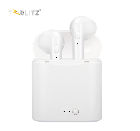 Wireless bluetooth earphones with Mic Charging Pods Headset for iPhone Xiaomi Samsung Huawei Phone bluetooth 5.0 headsets