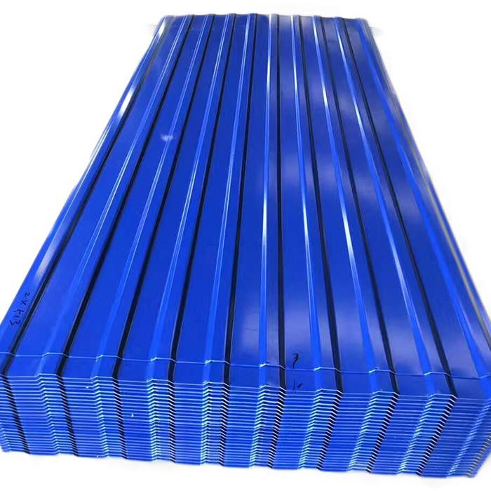 Mainly export standard galvanized / galvalume / prepainted steel coil / metal sheet / corrugated iron roof