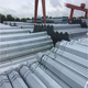 Zinc Coating Mild Carbon Steel Galvanized Square Hollow Tube Pipe For Decoration