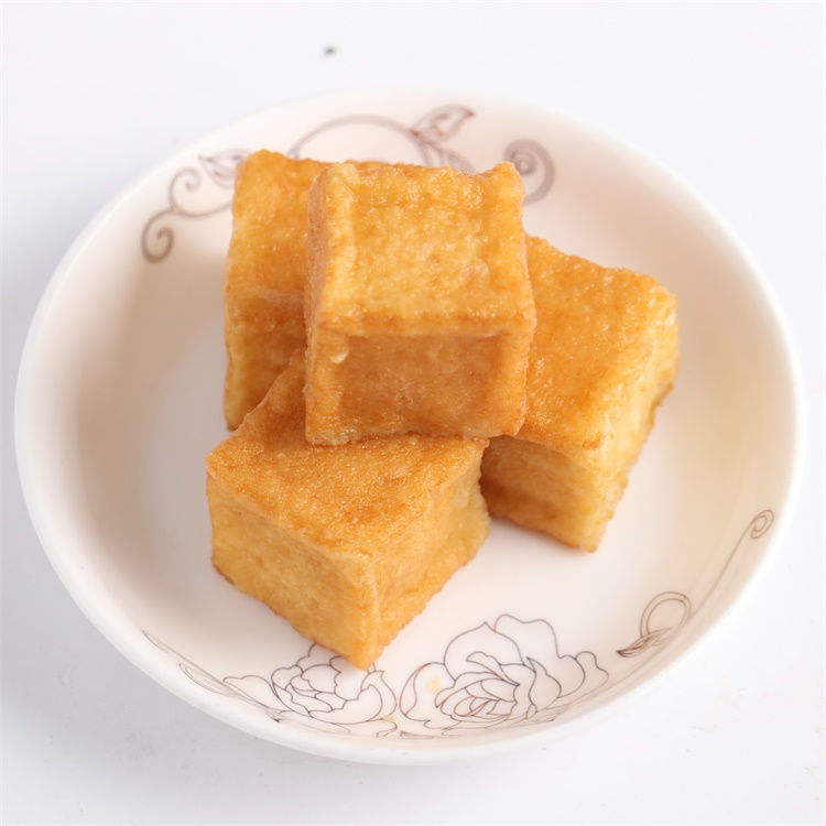 Wholesale High Quality Fish Tofu Frozen Food Hot Pot Food