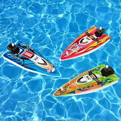 Kids Prizes Wind Up Toys Inflatable Bath Toys Inflatable Clockwork Boats