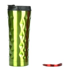 Stainless steel double wall travel vacuum flasks 450ml thermos cup