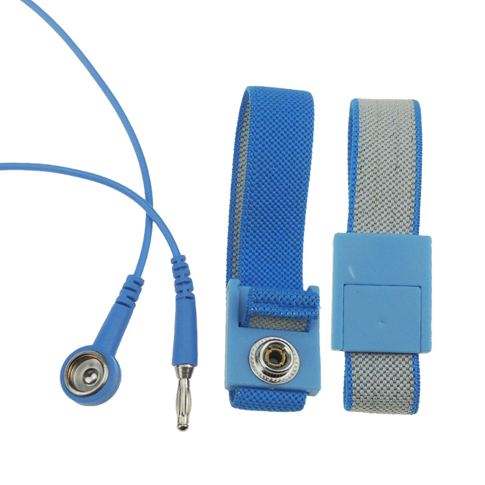 EP1103 Anti Static Clean Room Antistatic Wired Custom ESD Wrist Strap