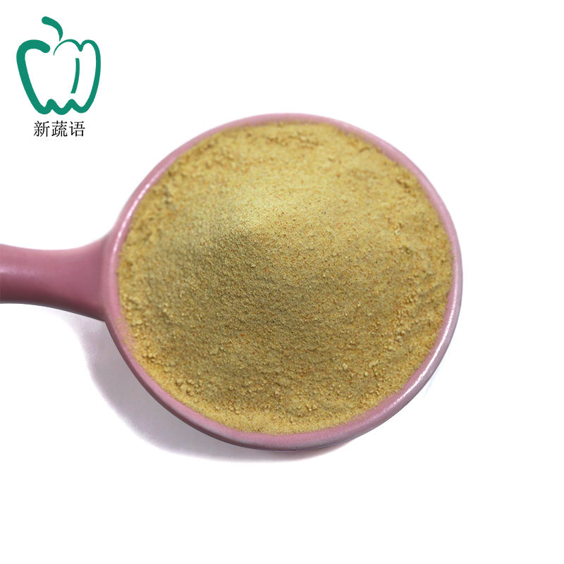 Fruits and Vegetables Powder, Wholesale Air Dried Carrot Powder for Food Cooking and Bakery