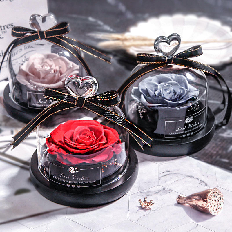 Love birthday gift Eternal Rose preserved rose flower gift birthday birthday gift for girlfriend