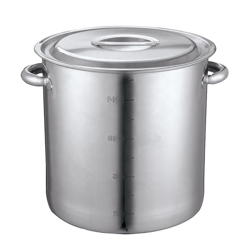Hot Selling Japanese Style Stainless Steel Commercial Stock Pot Machine