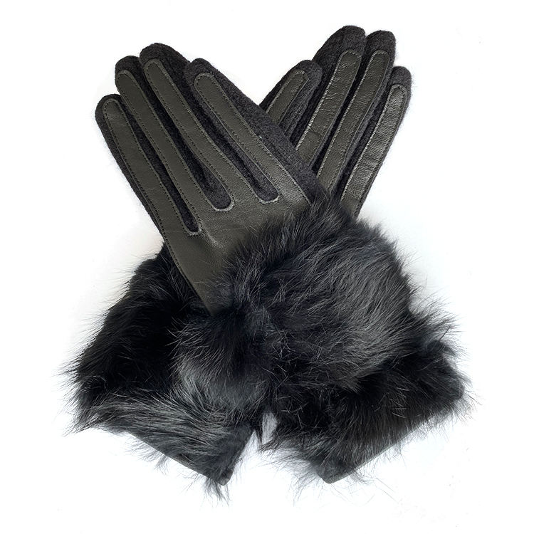 comfortable high quality warm fishing shoulder length gloves women