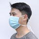 Professional factory medical surgical mask Disposable blue bandage mask