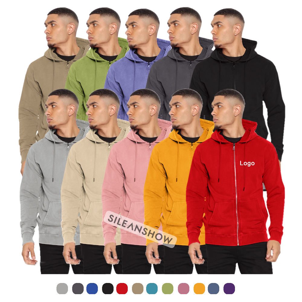 Custom Blank Sportswear Cotton & Polyester Zipper Jackette Mens Jogger Tracksuit For Men