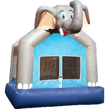 Animal series OEM PVC combo inflatable bouncer house