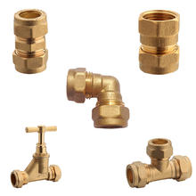 Brass fittings plumbing fitting