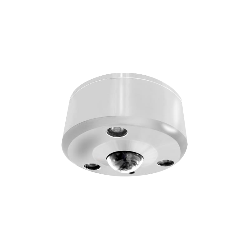 Caméra panoramique anti-Corrosion, lentille Fisheye 1080P IP67, <span class=keywords><strong>en</strong></span> céramique IR Led AHD 304 <span class=keywords><strong>en</strong></span> <span class=keywords><strong>acier</strong></span> inoxydable, 360