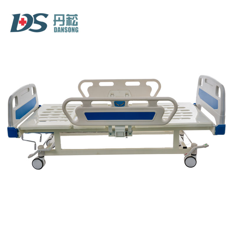 Manufacturer supply of Luxury 2 Cranks Hospital Bed for importers and trading companies