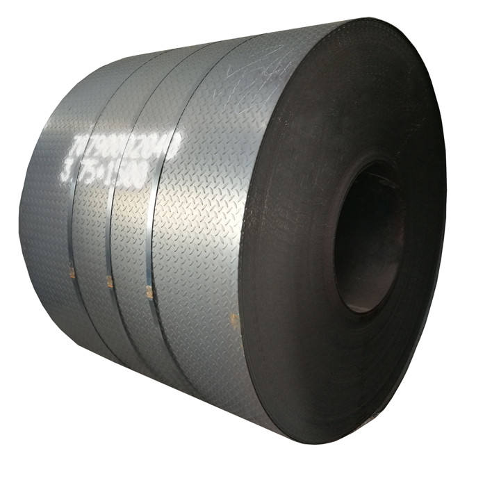 Professional Production Manufacturer Well Made Modern Checkered Steel Coil