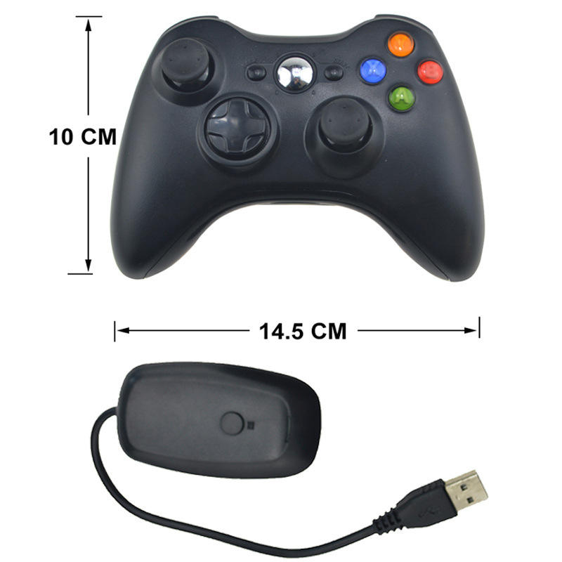 Gamepad Für <span class=keywords><strong>Xbox</strong></span> 360/<span class=keywords><strong>PC</strong></span> 2,4G Wireless <span class=keywords><strong>Controller</strong></span> Controle Wireless Joystick Joypad