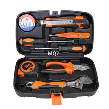 Power Tool Set Cordless Kits 9 Pcs 18v Combo Customize Oem Box Picture Hammer Drill Color Grinder