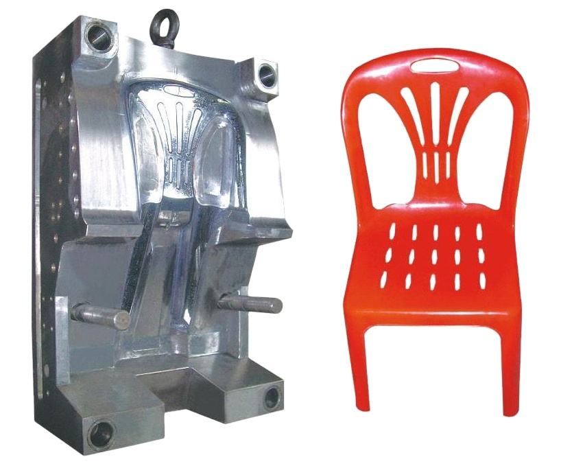 plastic chair injection moulds