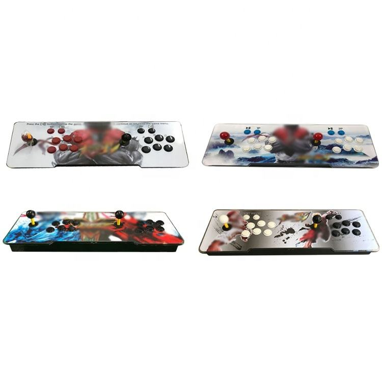 American Style Diy Video Game Console Kit Home Game Board Pandora Box Dx 3000 In 1 Push Button Joystick For Family Console