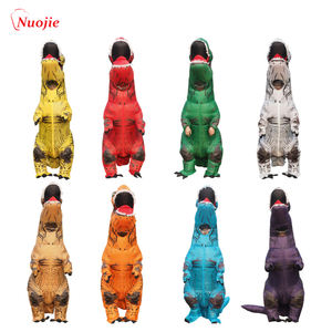 Vendita calda Per Bambini di Età Fancy Dress Suit Cosplay Gioco Blow Up Costume Dinosauro Gonfiabile Costume/