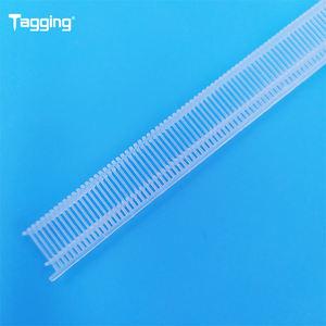 5mm 7mm I Shape Fine Nylon Plastic Tag Pins For Tag Gun Jeans Wash 5~45mm Fastener Tag Pin