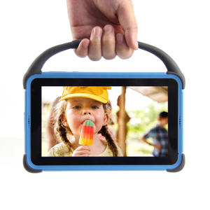 2018 kids tablets 7 inch children educational learning android kids tablet pc with silicon case stand