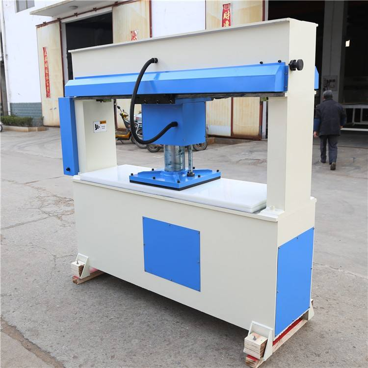 Textile hydraulic cutter fabric cutting leather press die machine